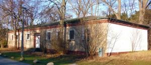 Das ehemaliges Haus der Jugend heute