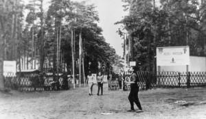 "1954 eröffnet das Zentrale Pionierferienlager ""Alexej Maressjew"""